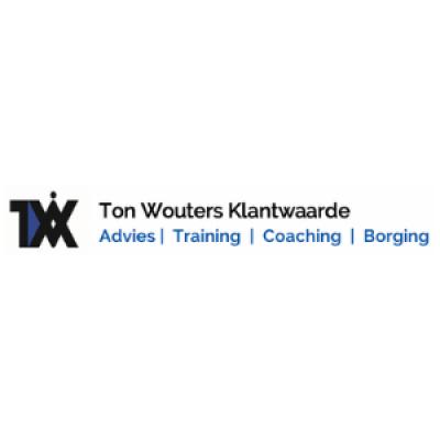 Logo Ton Wouters Klantwaarde